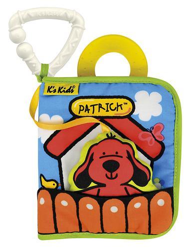"""Книжка-игрушка Ks'kids Patrick """"Первая книжка"""" (4)"""