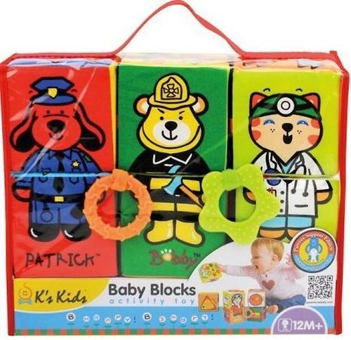 Кубики-пазлы K's Kids KA622 (8)