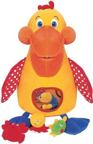 K\'s Kids Голодный пеликан с игрушками (4)
