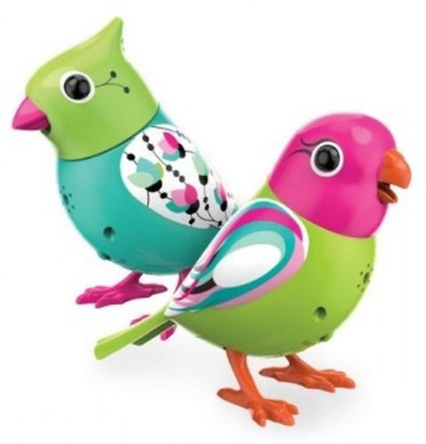 Две птички с деревом DigiBirds в ассортименте (13)