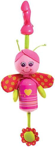 Игрушка Tiny Love подвеска-колокольчик Бабочка Софи (4)