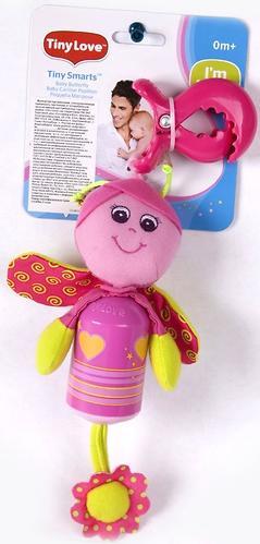 Игрушка Tiny Love подвеска-колокольчик Бабочка Софи (5)
