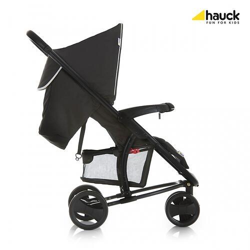 Коляска Hauck Miami 3S SLX Черно-серая (9)
