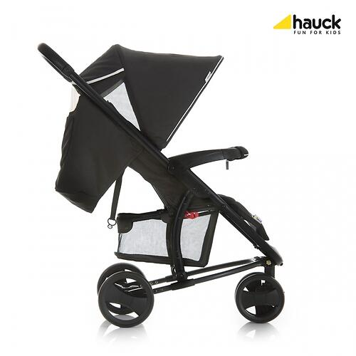 Коляска Hauck Miami 3S SLX Черно-серая (10)