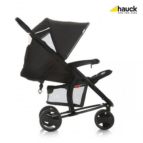 Коляска Hauck Miami 3S SLX Черно-серая (11)