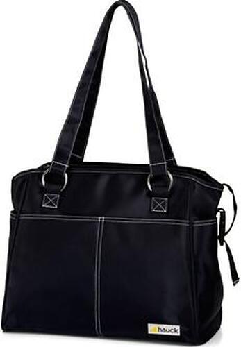 Сумка для мамы Hauck City Bag, черная (3)