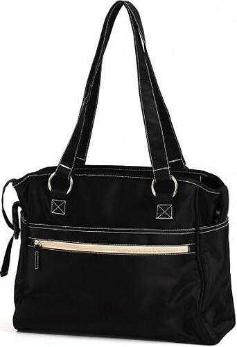 Сумка для мамы Hauck City Bag, черная (4)