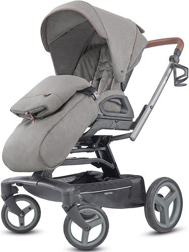 Коляска Inglesina Quad Derby Grey (10)