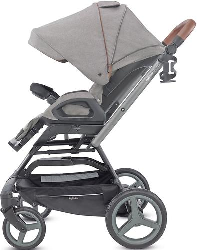 Коляска Inglesina Quad Derby Grey (12)