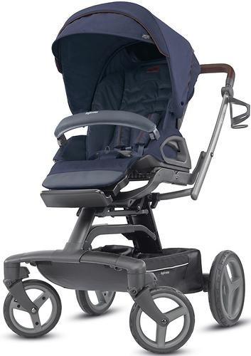 Коляска Inglesina 2в1 Quad Duo Oxford Blue (13)