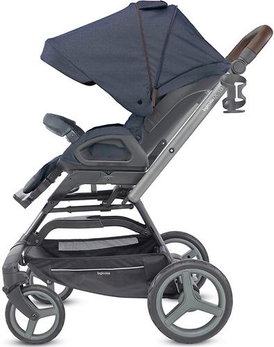 Коляска Inglesina 2в1 Quad Duo Oxford Blue (12)