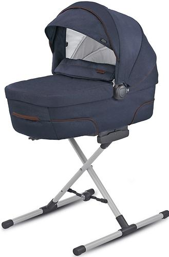 Коляска Inglesina 2в1 Quad Duo Oxford Blue (15)