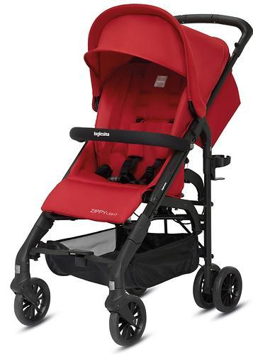Прогулочная коляска Inglesina Zippy Light Vivid Red (6)