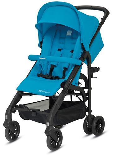 Прогулочная коляска Inglesina Zippy Light Antigua Blue (6)