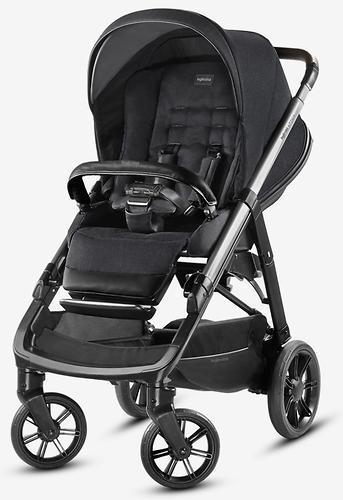 Прогулочная коляска Inglesina Aptica Mystic Black (4)