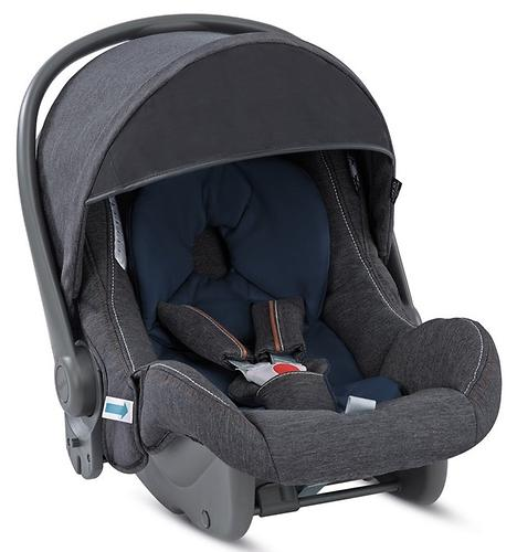 Автокресло 0-13 кг Inglesina Huggy MultiFix VIillage Denim (1)