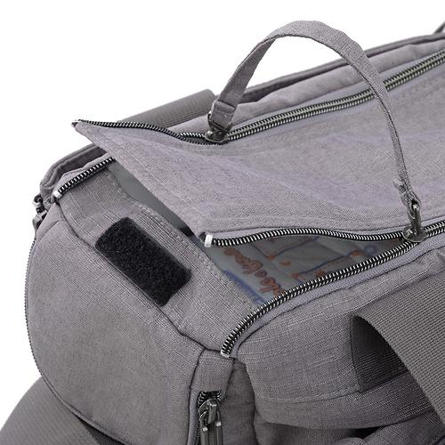 Сумка для мамы Inglesina Dual Bag Minera Grey (7)