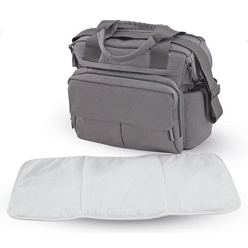 Сумка для мамы Inglesina Dual Bag Minera Grey (10)
