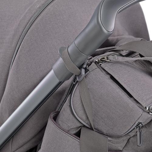 Сумка для мамы Inglesina Dual Bag Minera Grey (8)