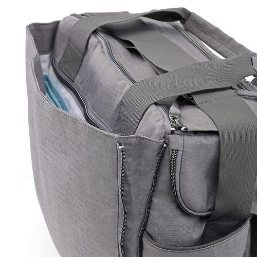 Сумка для мамы Inglesina Dual Bag Minera Grey (9)
