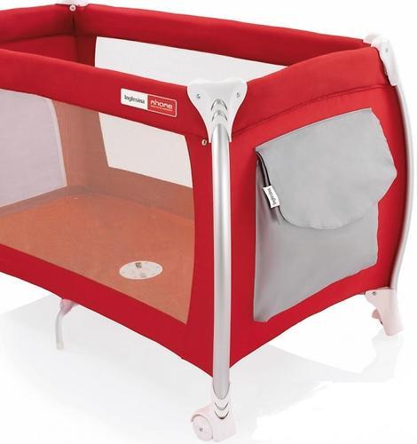 Манеж - кровать Inglesina Lodge Orange (10)