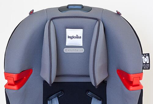 Автокресло Inglesina Prime Miglia Blue (7)