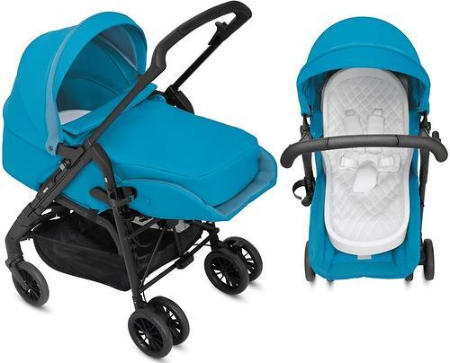 Набор для новорожденного Inglesina Sweet Puppy для коляски Zippy Light Antigua Blue (1)