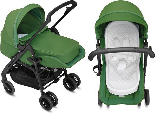 Набор для новорожденного Inglesina Sweet Puppy для коляски Zippy Light Golf Green (1)
