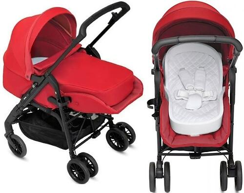 Набор для новорожденного Inglesina Sweet Puppy для коляски Zippy Light Vivid Red (1)