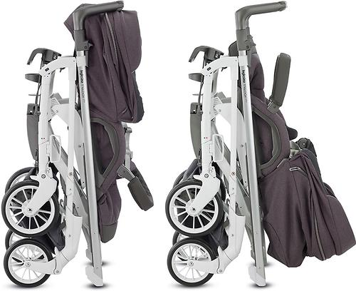 Коляска Inglesina 2в1 Trilogy Duo Siderial Grey (23)