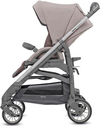 Коляска Inglesina 2в1 Trilogy Duo Siderial Grey (18)