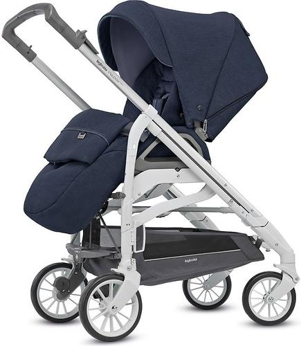 Коляска Inglesina 2в1 Trilogy Duo Inperial Blue (16)