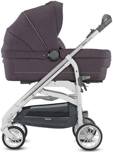 Коляска Inglesina 2в1 Trilogy Duo Siderial Grey (20)