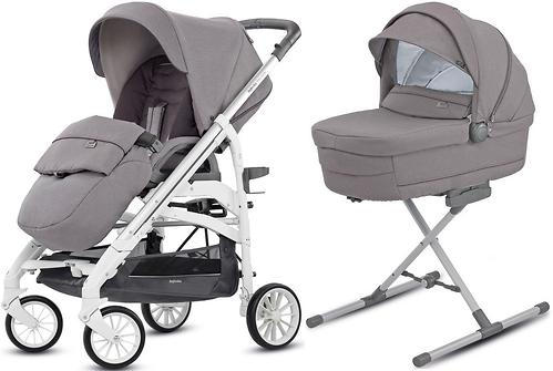 Коляска Inglesina 2в1 Trilogy Duo Siderial Grey (14)