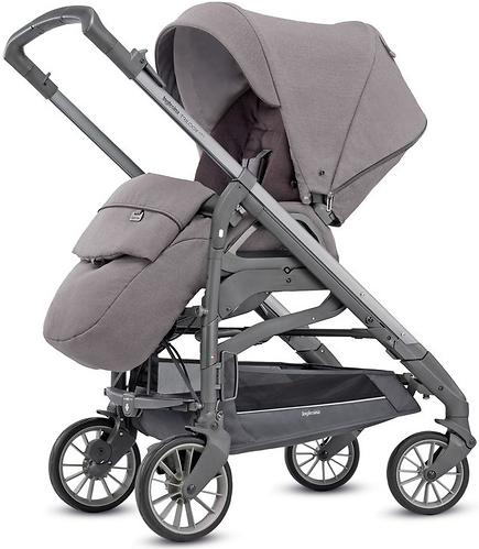 Коляска Inglesina 2в1 Trilogy Duo Siderial Grey (16)