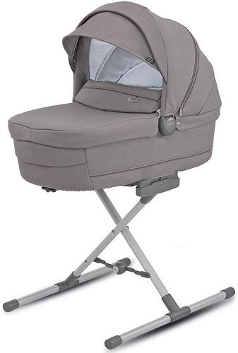Коляска Inglesina 2в1 Trilogy Duo Siderial Grey (21)