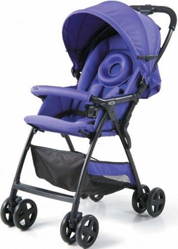 Коляска Joie Aire Skip Purple (8)