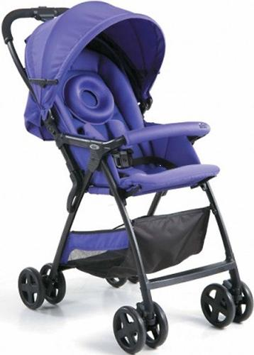 Коляска Joie Aire Skip Purple (6)