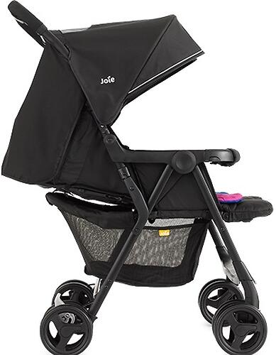 Коляска прогулочная Joie Aire Twin Pink & Blue (11)
