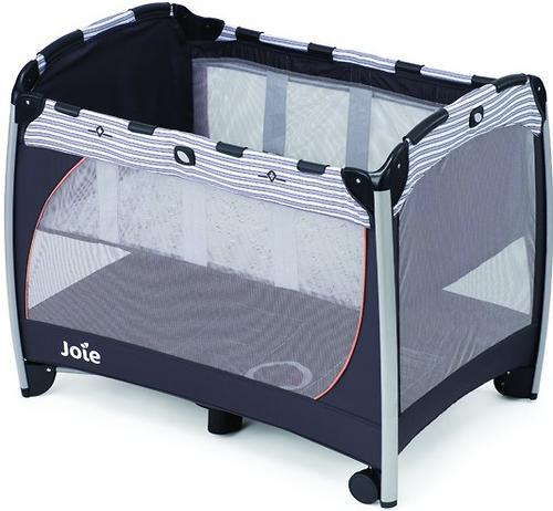 Манеж Joie Playard Excursion change and bounce Forest Friends (9)