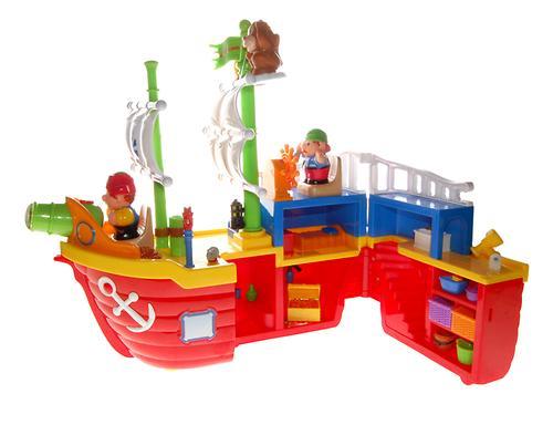 Kiddieland Пиратский корабль (5)