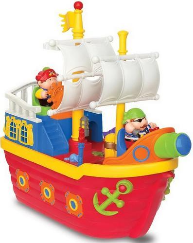 Kiddieland Пиратский корабль (4)