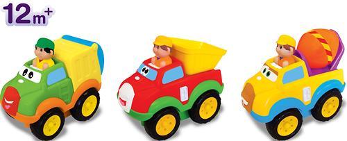 Kiddieland Машинка-мусоровоз с закрытым кузовом (5)