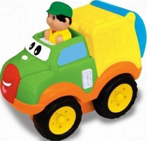 Kiddieland Машинка-мусоровоз с закрытым кузовом (4)