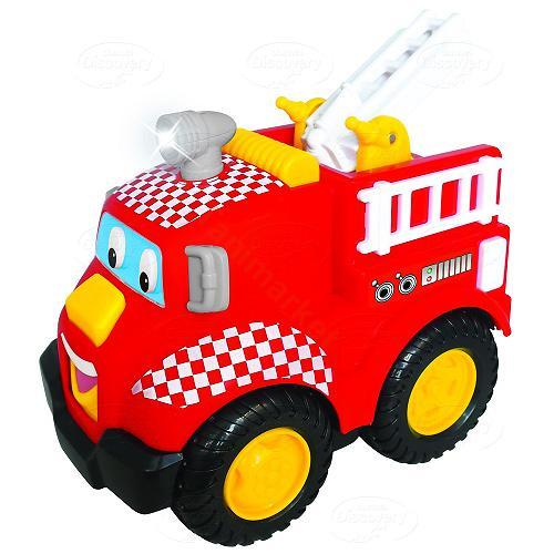 Kiddieland Музыкальная пожарная машинка (1)