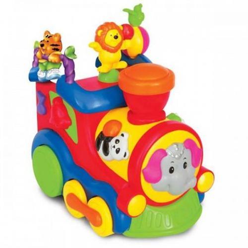 Kiddieland Игрушка Цирковой поезд (3)
