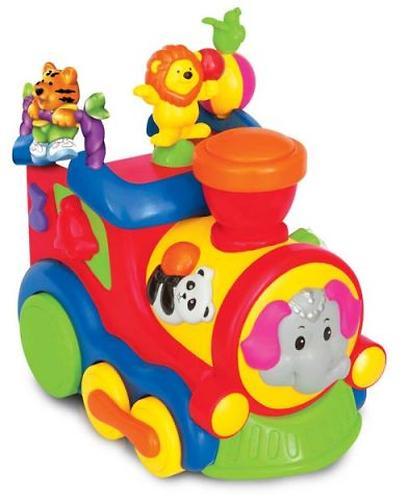 Kiddieland Игрушка Цирковой поезд (4)