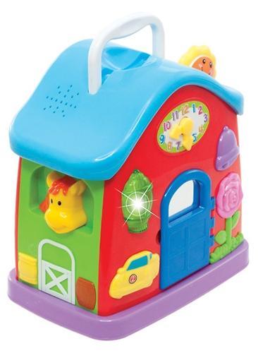 Игрушка Kiddieland Маленький музыкальный дом (4)