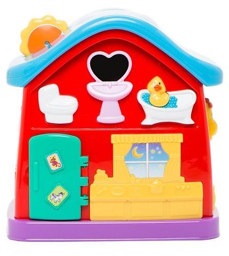 Игрушка Kiddieland Маленький музыкальный дом (5)