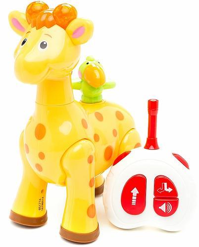 Игрушка Kiddieland Музыкальный жираф (4)